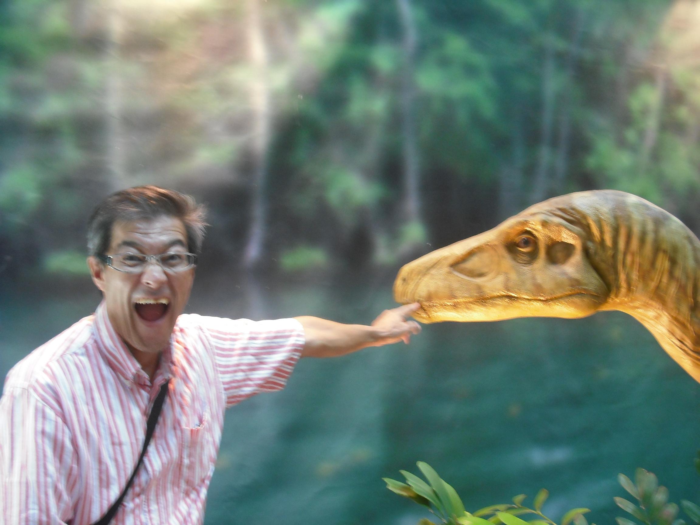 恐竜展 020